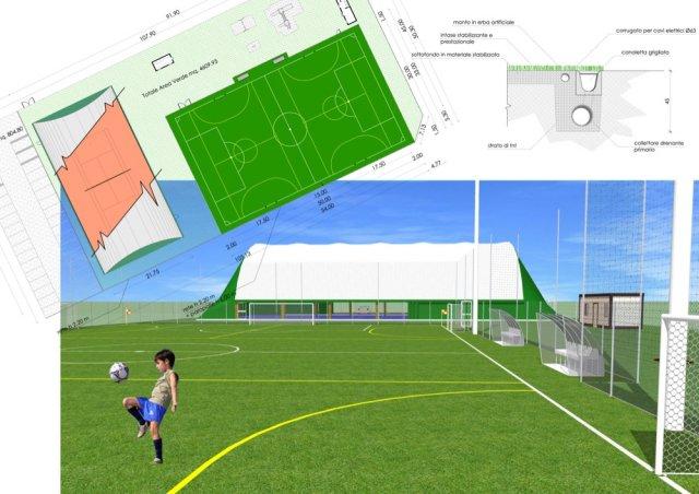 Consulenza per progettazione di impianti sportivi di Green Power Service