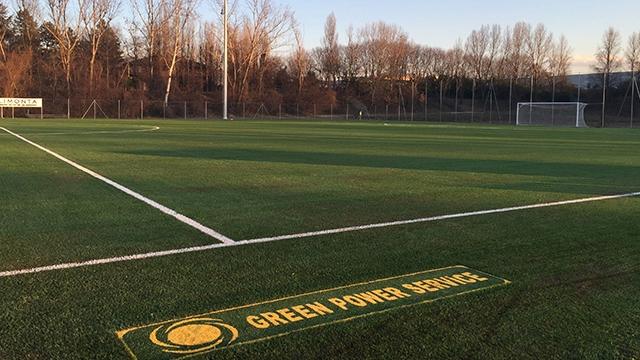 Costruzione di impianti sportivi di Green Power Service
