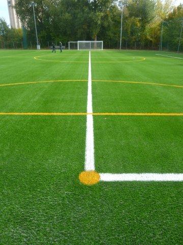 Erba sintetica per campi da calcio di Green Power Service