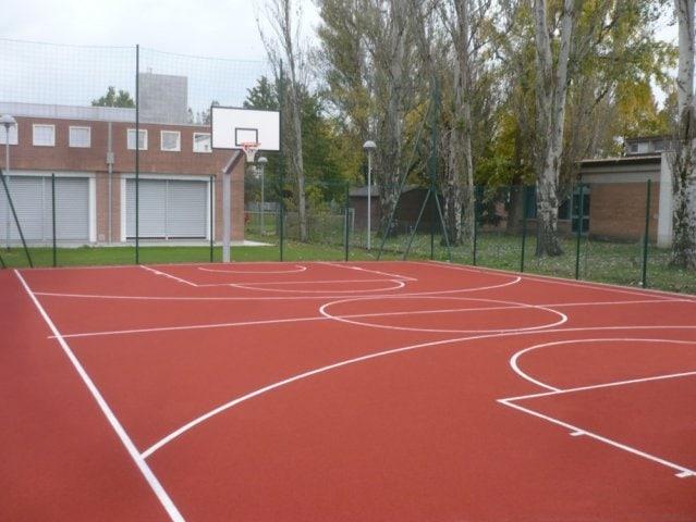 Pavimentazioni sportive in resina di Green Power Service