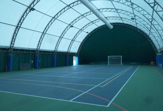 Pavimenti sportivi in resina e PVC di Green Power Service
