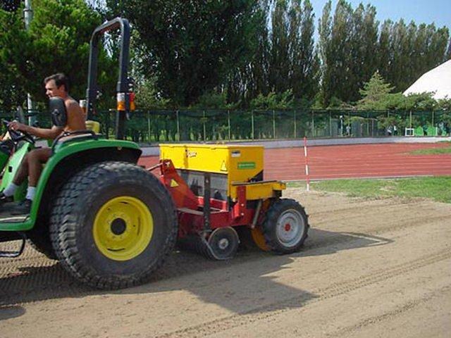 Rifacimento campi da calcio di Green Power Service